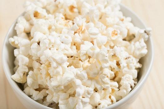 Free stock photo of snack, movie, popcorn