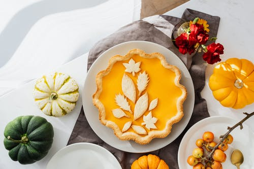 Delectable Baked Pumpkin Pie