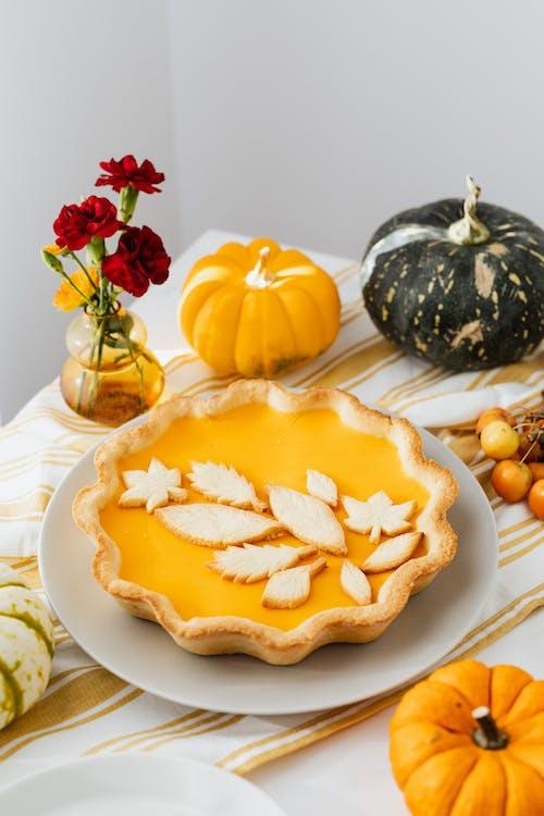 Kostenloses Stock Foto zu dessert, essen flatlay, essen styling