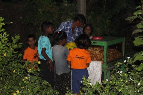 Free stock photo of rural children, rural life, village