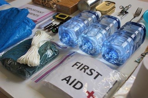 キット, サバイバルアイテム, 応急処置の無料の写真素材