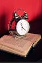 vintage, time, alarm