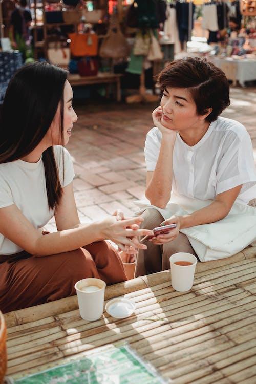 Ilmainen kuvapankkikuva tunnisteilla aasialaiset naiset, aromaattinen, basaari