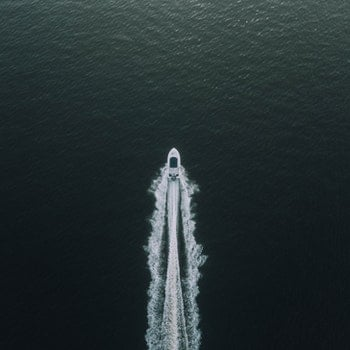 Free stock photo of sea, water, ocean, boat