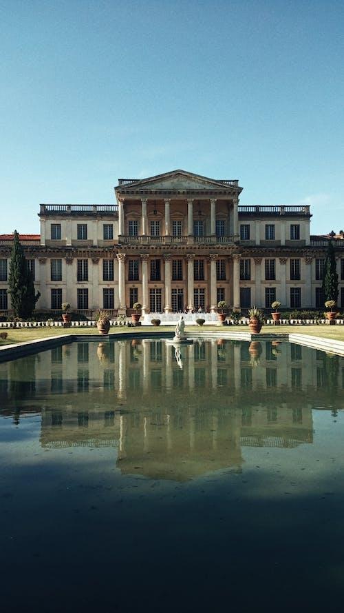 Бесплатное стоковое фото с Администрация, архитектура, вода, город