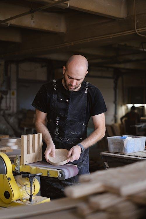 Foto profissional grátis de ambiente de trabalho, aparelhos, artesanal