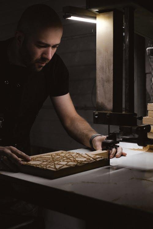 가구 만드는 일, 금속, 기계의 무료 스톡 사진