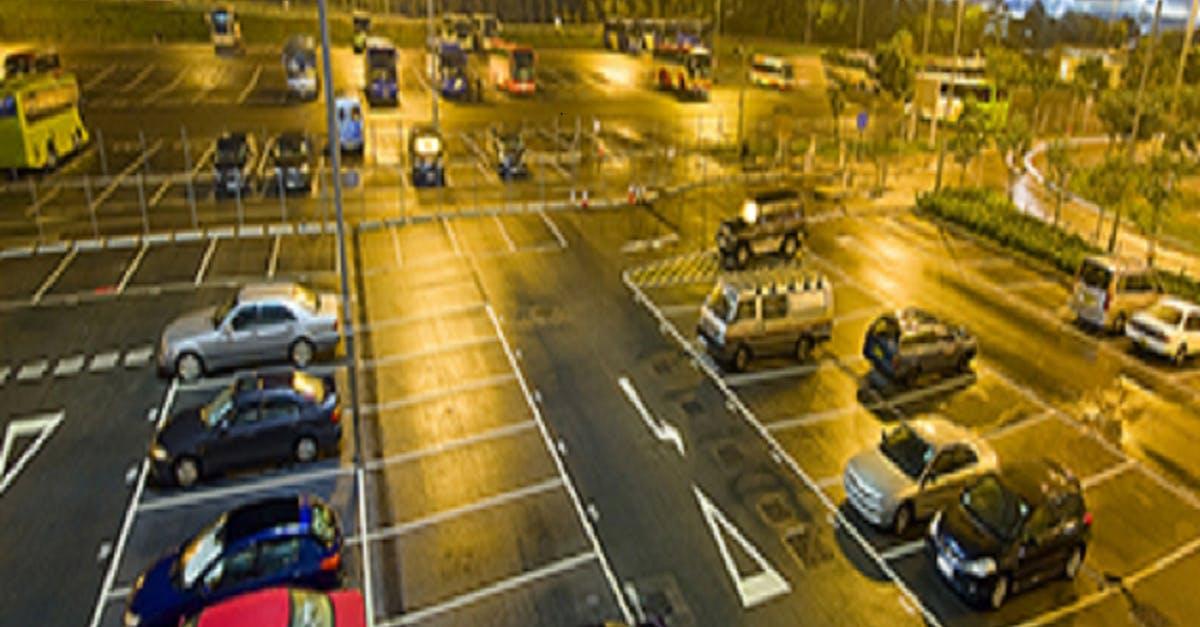 Free stock photo of Led Parking Lot Lights, Solar Led Street Light
