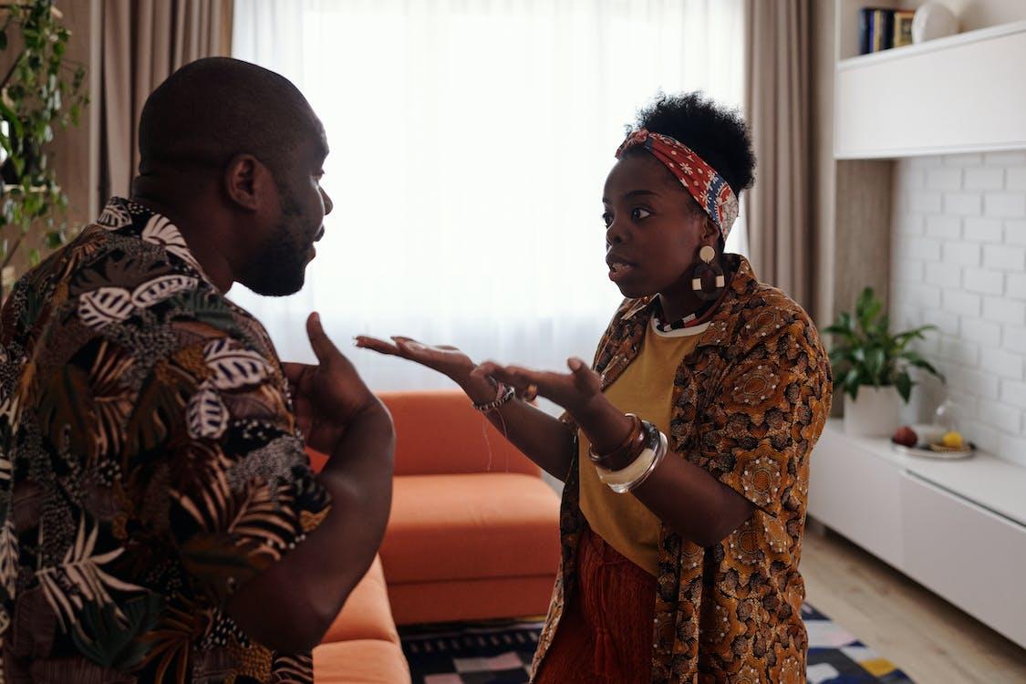 Immagine gratuita di adulto, africano, amore