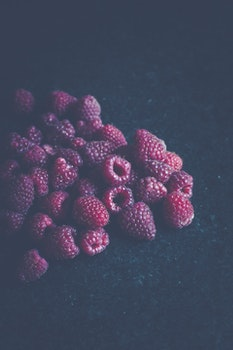 Free stock photo of fruits, raspberries, urban, bio
