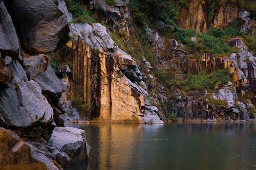 Free stock photo of beautiful nature, blue water, hills, landscape