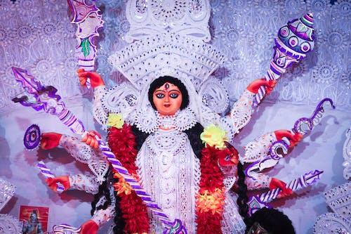 Free stock photo of durga puja, Maa Durga