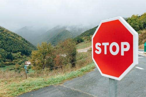 Gratis lagerfoto af advarsel, signalere, skilt