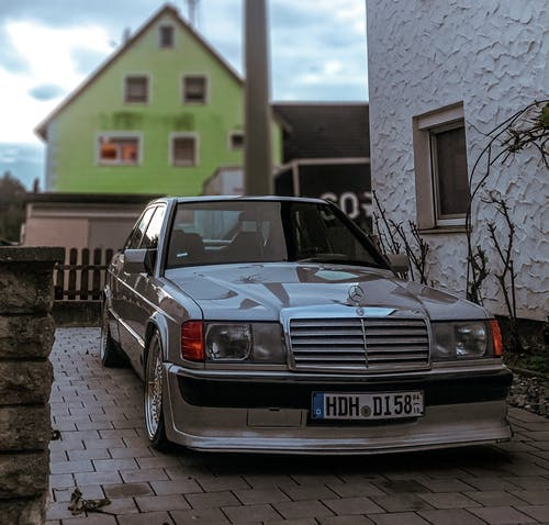 Free stock photo of mercedes benz