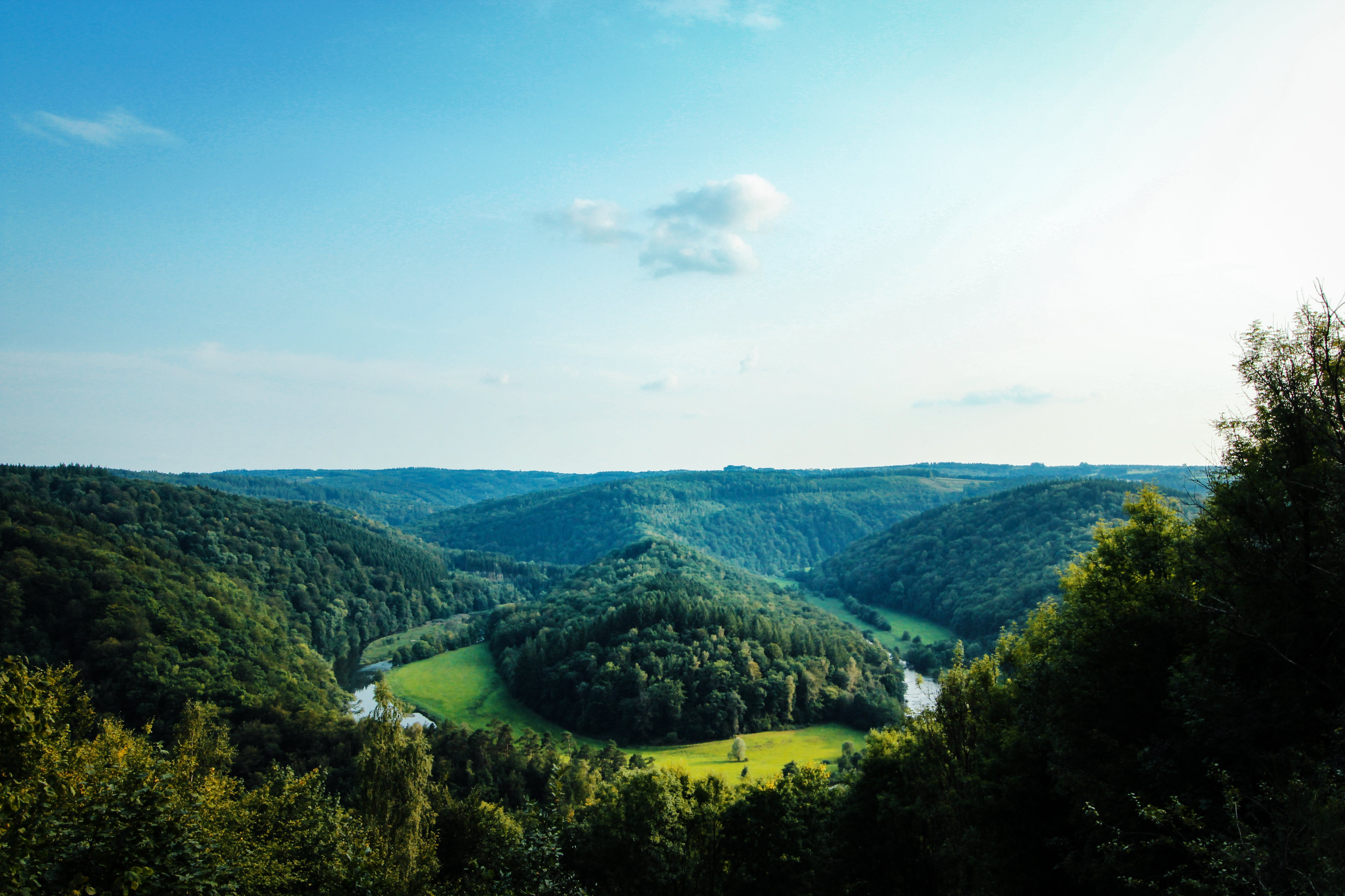 Foto stok gratis alam, alam liar, awan, damai