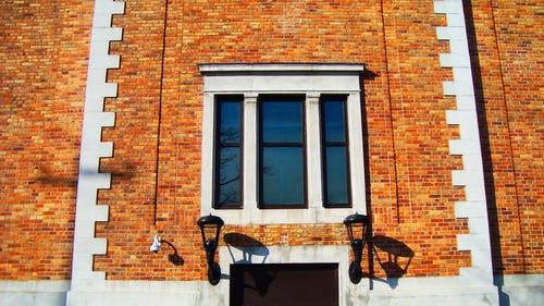 Free stock photo of brickwall, wall, window