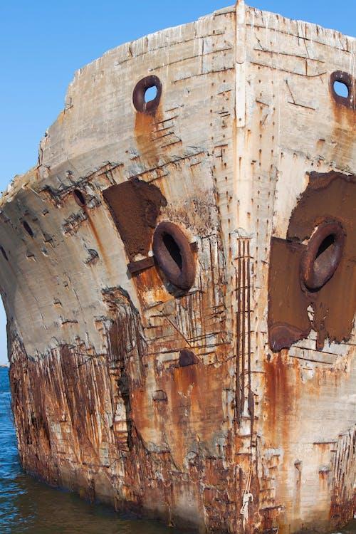 Free stock photo of abandoned, galveston, ocean