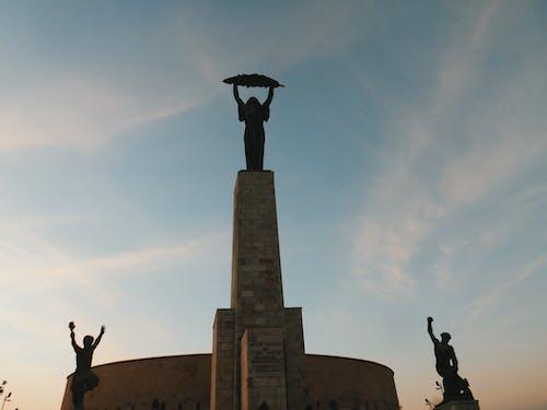 Free stock photo of freedom, statue