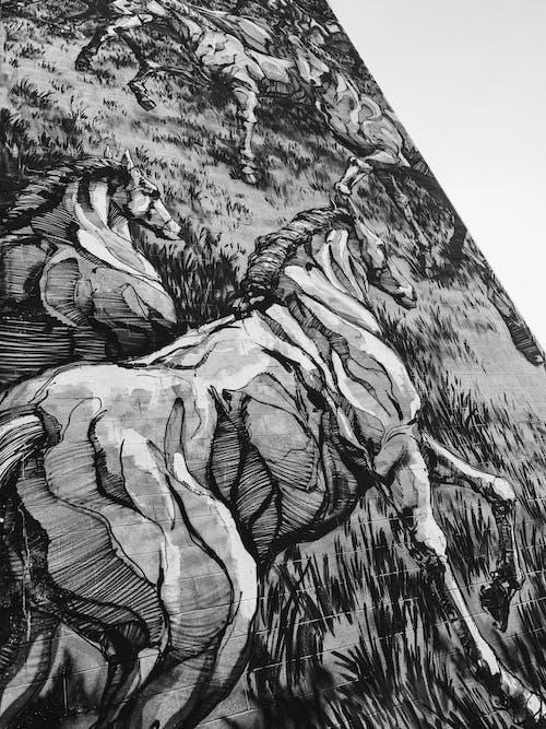 Free stock photo of mural, street art