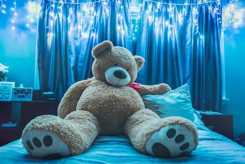 Huge Brown Bear Plush Toy