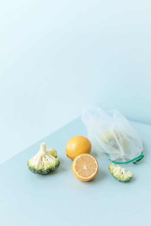 Kostenloses Stock Foto zu brokkoli, frisch, frisches gemüse