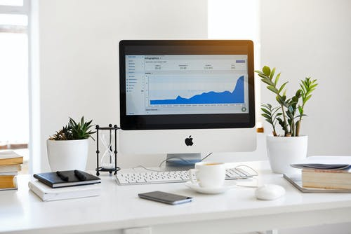Gratis stockfoto met accounting, analytici, appel, apple