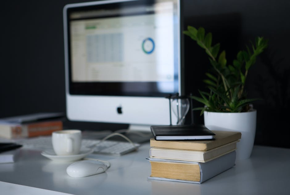 Apple devices blur books business