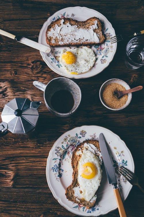 Foto d'estoc gratuïta de alba, cafè, casolà