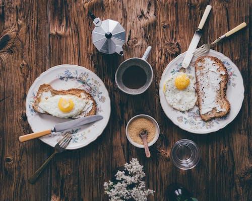 Foto d'estoc gratuïta de alba, bifurcació, cafè
