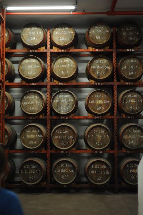 คลังภาพถ่ายฟรี ของ กอง, การผลิตไวน์, คลัง