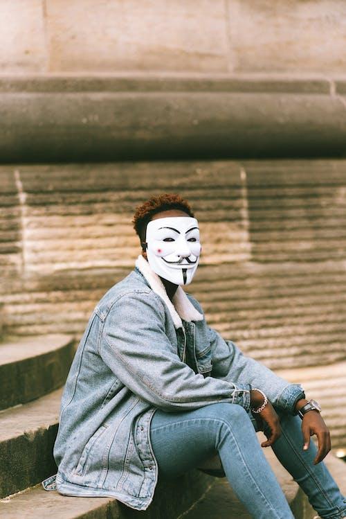 Δωρεάν στοκ φωτογραφιών με denim, αγνώριστος, αγχωμένος, ακτιβιστής