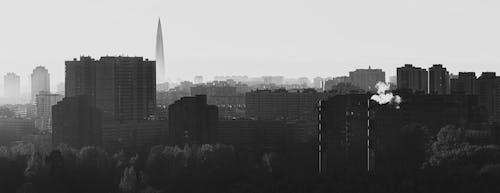 Foto d'estoc gratuïta de a l'aire lliure, aigua, arquitectura, blanc i negre