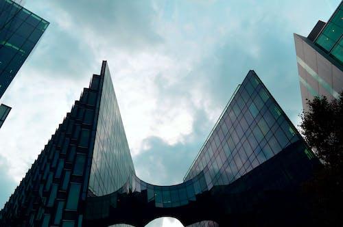 Základová fotografie zdarma na téma architektonický návrh, budovy, design, fasáda