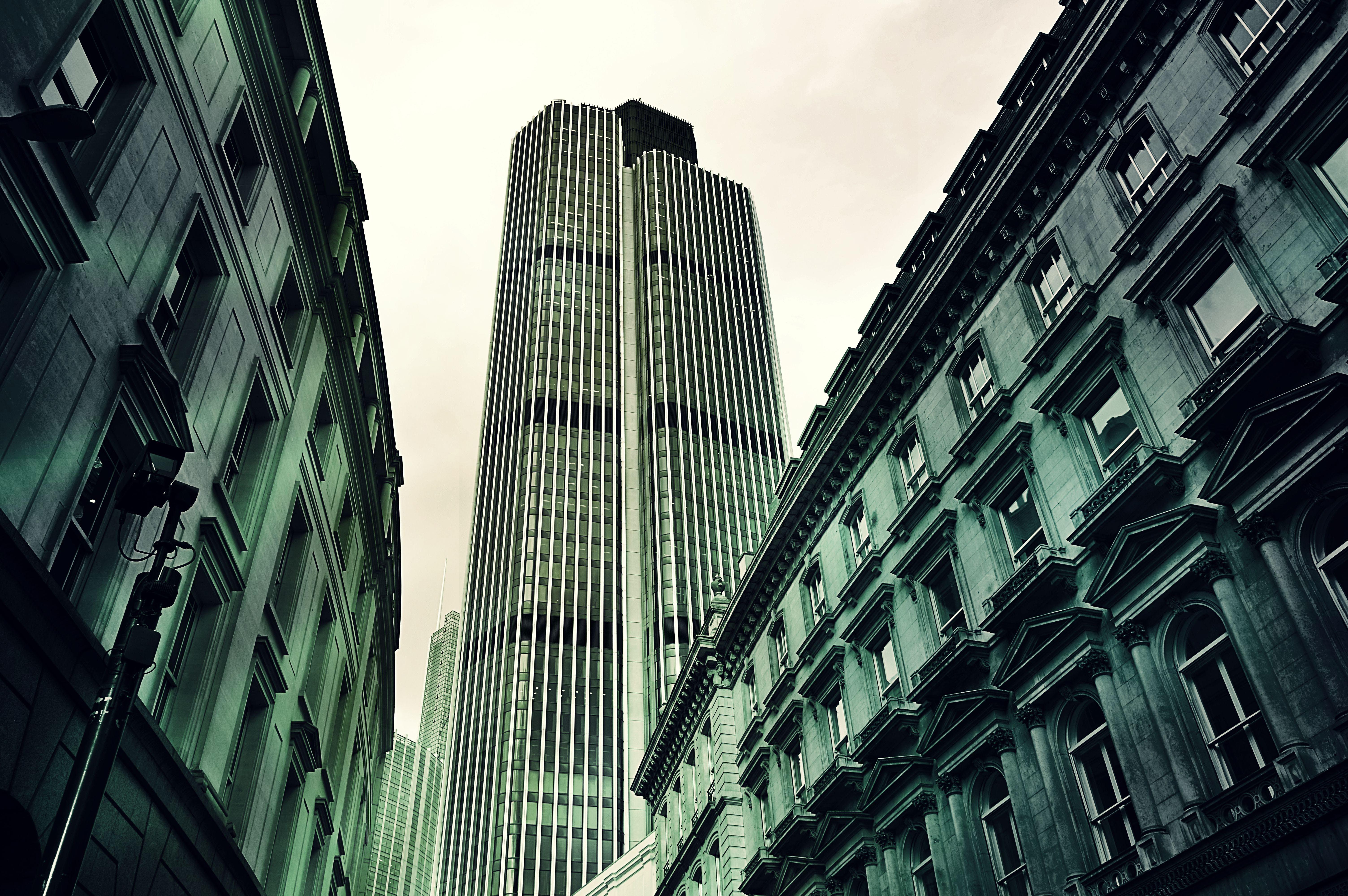 Kostenloses Stock Foto zu architektur, architekturdesign, business, draußen