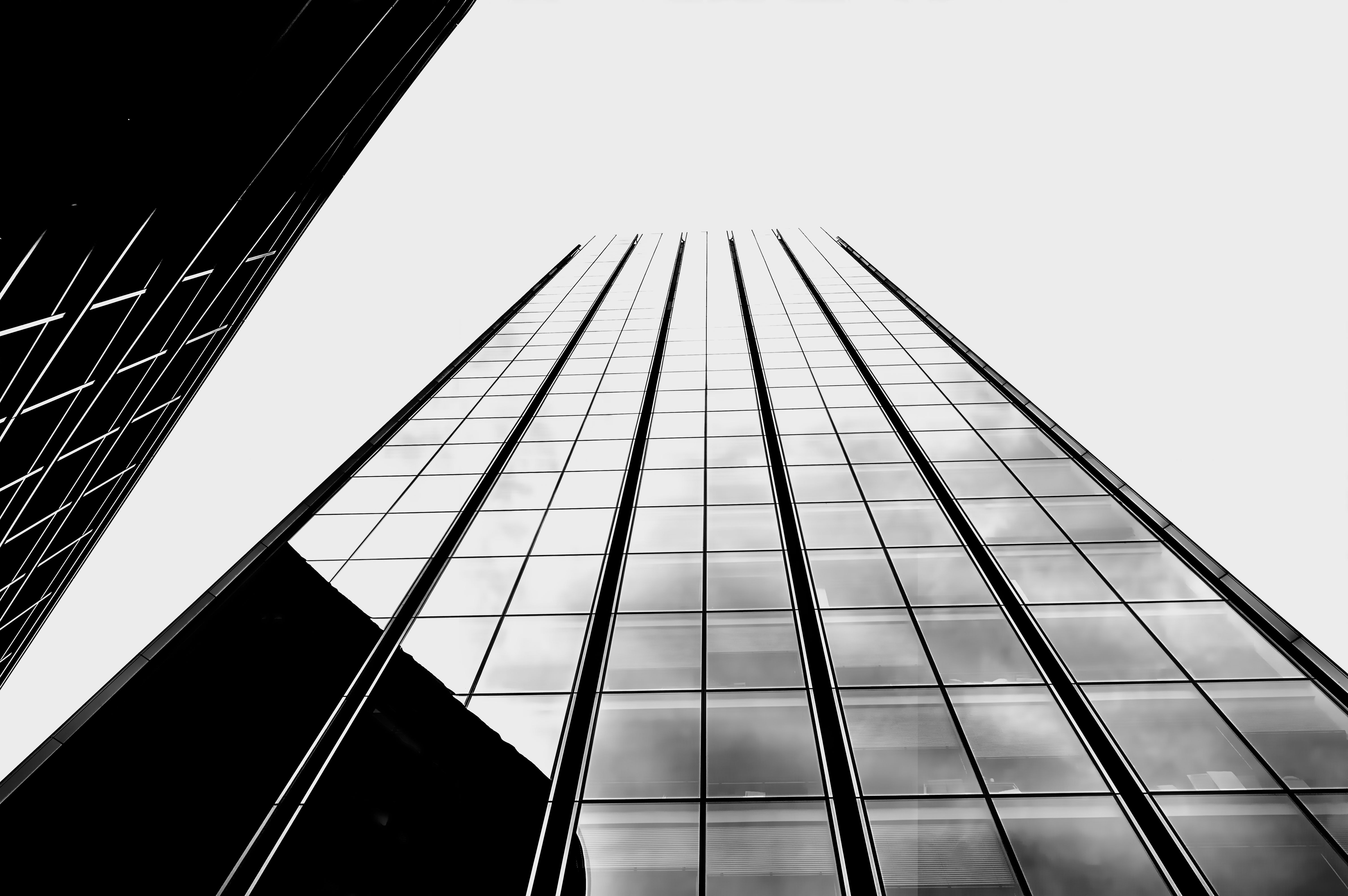Free Stock Photo Of Architectural Design Black And White