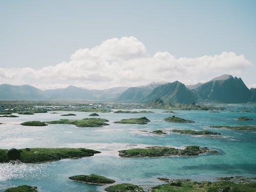 คลังภาพถ่ายฟรี ของ งดงาม, ท้องฟ้า, ทะเล, ทัศนียภาพ