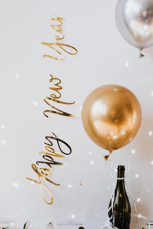 Kostenloses Stock Foto zu champagner, dezember, elegant