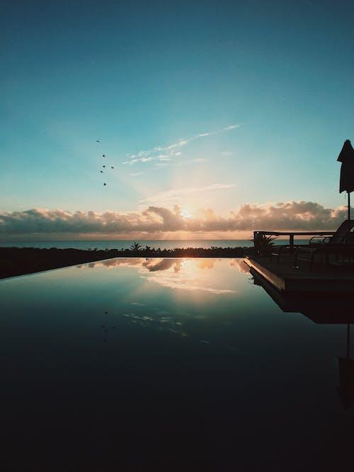 Fotos de stock gratuitas de al aire libre, amanecer, anochecer, armonía