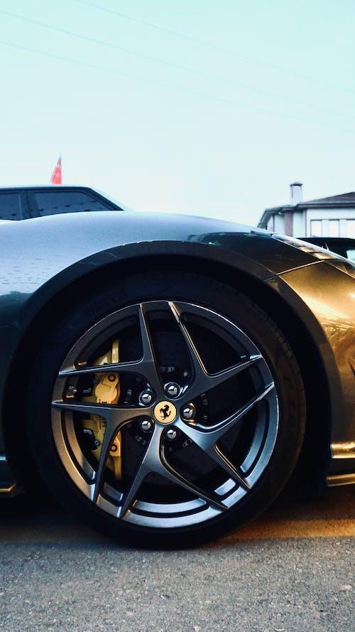 Δωρεάν στοκ φωτογραφιών με Ferrari, αγώνας δρόμου, αγώνας ταχύτητας