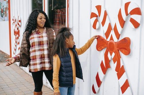 アフリカ系アメリカ人女性, イベント, うれしい, エスニックの無料の写真素材