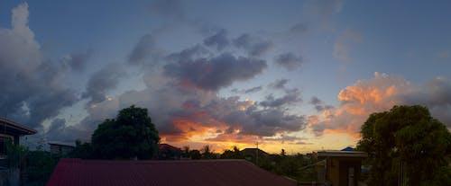 Free stock photo of clouds, panorama, sky