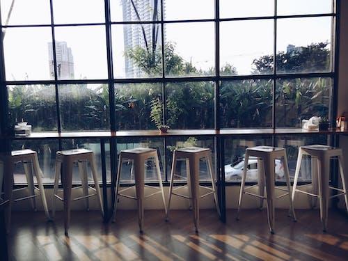 Fotos de stock gratuitas de #cafe # silla #ambiencia # interior # interior # sala