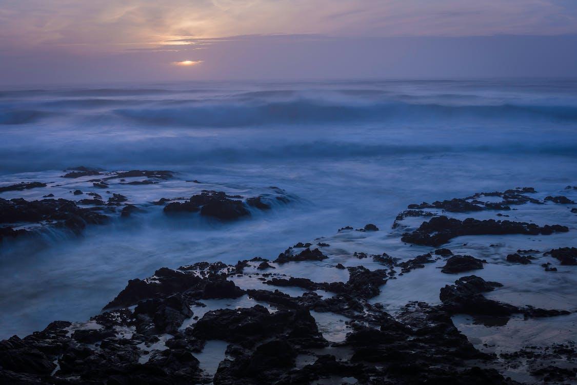 Gratis arkivbilde med bølger, bra, brønn