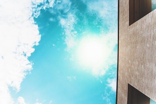 Fotobanka sbezplatnými fotkami na tému denné svetlo, jasný, ľahký, mraky