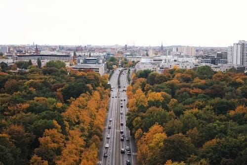 Foto stok gratis Berlin, cityscape, di luar rumah