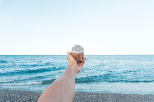 Foto stok gratis badan air, biru, dasar, di tepi laut