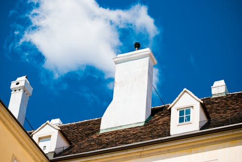 Free stock photo of blue sky, chimney, vienna