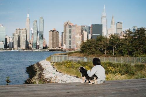 Ingyenes stockfotó álló kép, belváros, emberek, építészet témában