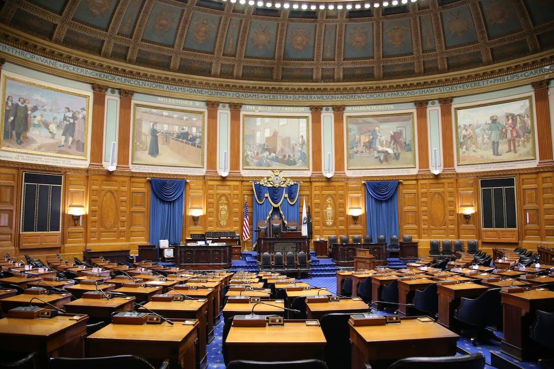 cámara de congreso estadounidense