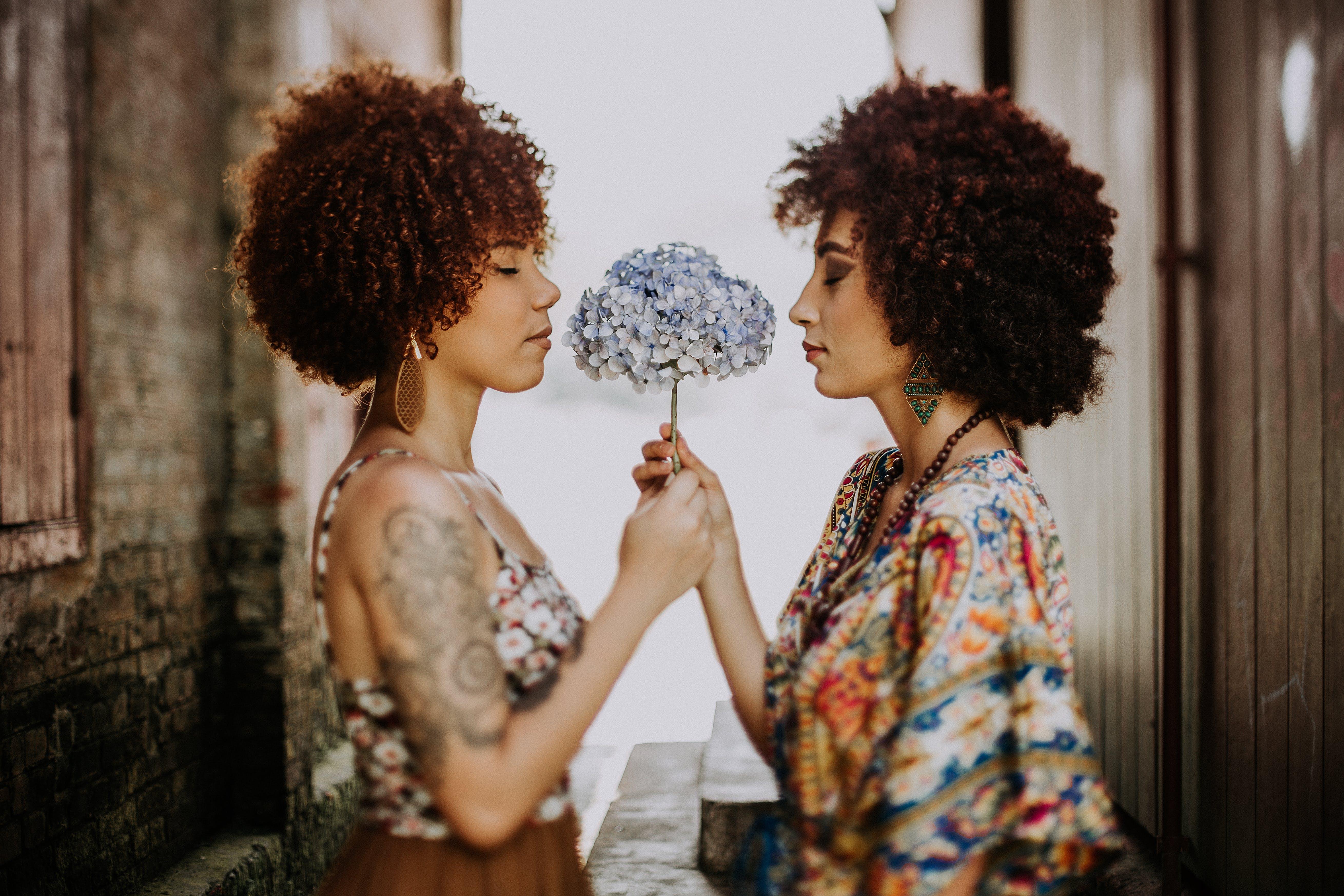 afro, beautiful, fashion